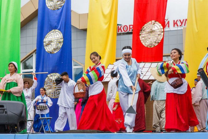 Автономия корейцев Приморья: Нация не важна, главное – нести культуру