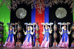 Восточный Новый год встретили пышным праздником в Уссурийске