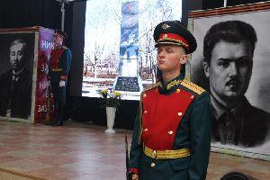 Жители Уссурийска вспомнили трагические события, произошедшие 98 лет назад