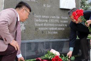 Погибшему 20 лет назад бизнесмену Уссурийска установили памятник