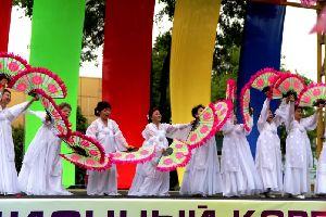 Национальный корейский праздник Тано отметили в Уссурийске