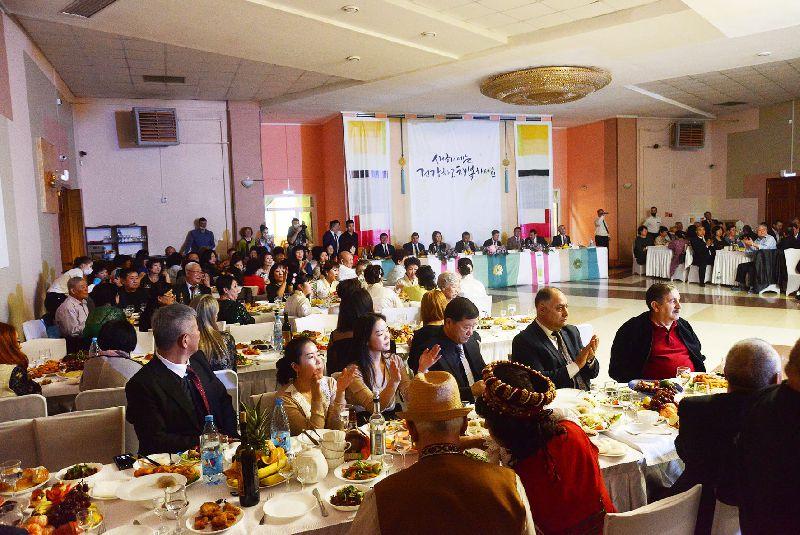 Новый год по Лунному календарю отметили в корейском  культурном центре