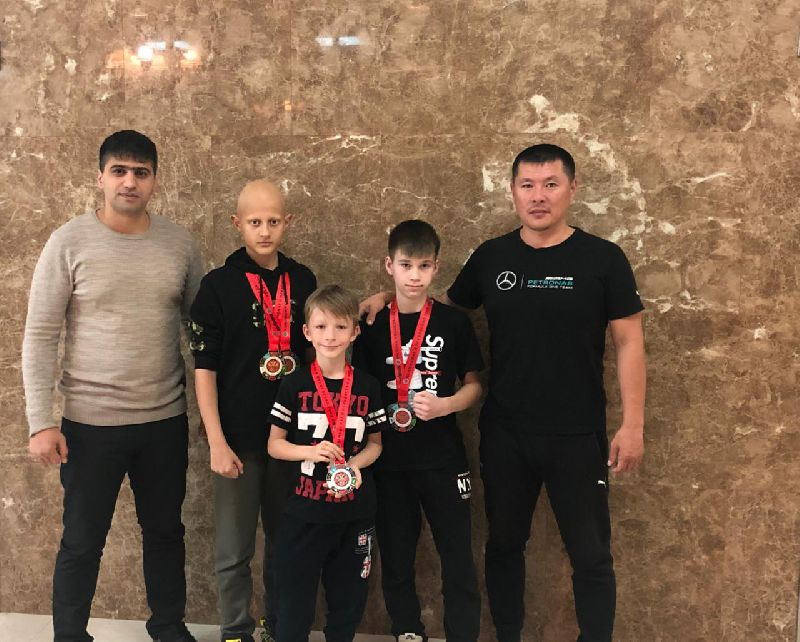 Чемпионат и Первенство России 2019 по тхэквондо МФТ