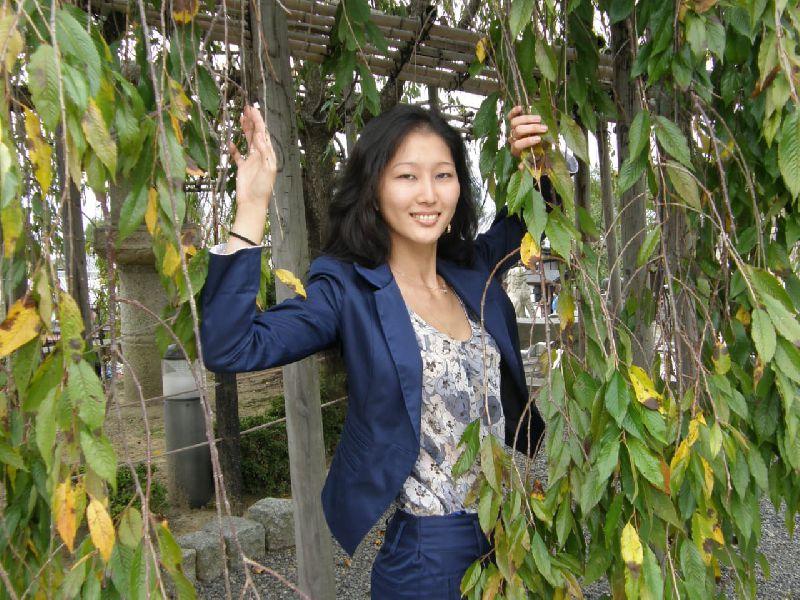 """Юлия Ли: """"Тот человек, которым я являюсь сегодня, это результат не только побед, но и поражений"""""""
