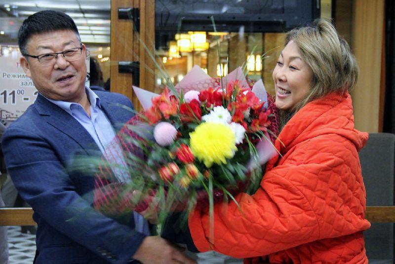 Анита Цой посетила Уссурийск с новой  концертной программой «Новая Я»