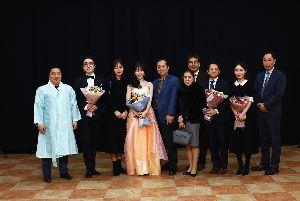 Вечер классической музыки в Корейском культурном центре