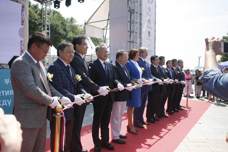 Владивосток-Пусан: сотрудничество крепнет