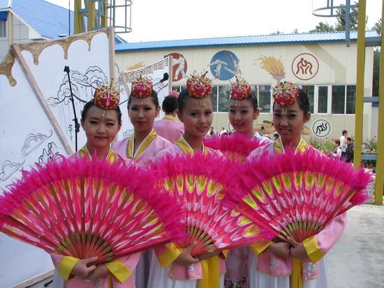 Национальный корейский праздник отметили в Приморье
